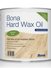 Масло воск BONA HARDWAX OIL (2.5 Л)