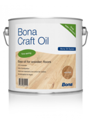 Цветное масло BONA CRAFT OIL (2.5 Л)